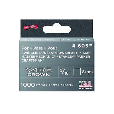 Arrow 605 5/16in. Heavy Duty Staples 1000/Box