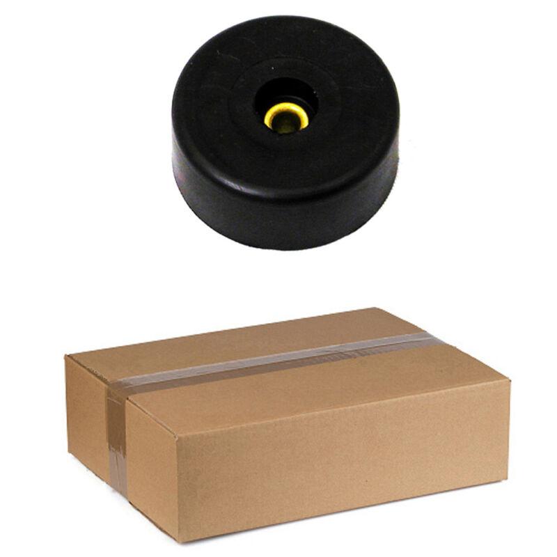 Goldwood Sound GF-615 Large Black Rubber Cabinet Feet Case of 1000 Speaker Feet