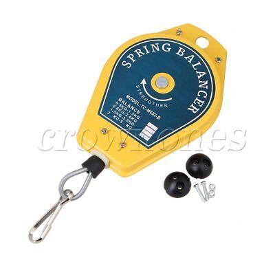 New Retractable Spring Balancer Tool Hook Holder Hanging 3-5kg