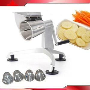 Vegetable Cutter Chopper Food Processor Shredder Machine 120312