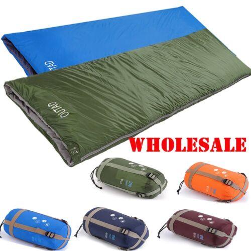 Lightweight Sleeping Bag Camping Backpacking Mummy Winter Co