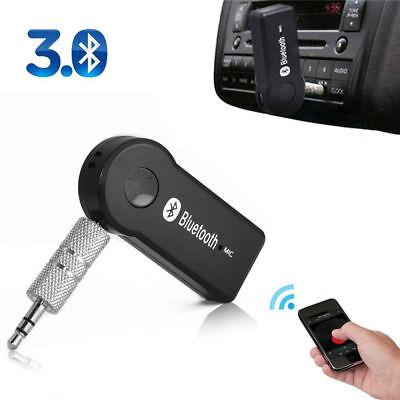 Transmisor Bluetooth Music Receiver Jack Coche Altavoces Manos Libres