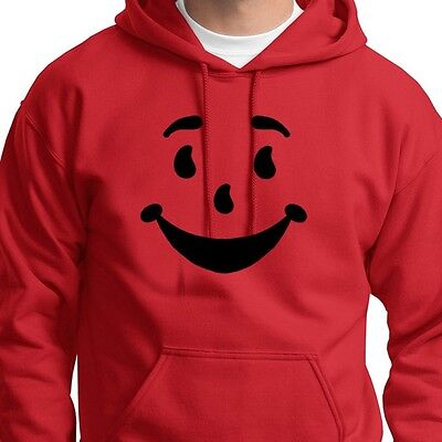 SMILE Kool Aid Man Face Vintage Drink T-shirt Funny Gift Retro Hoodie Sweatshirt