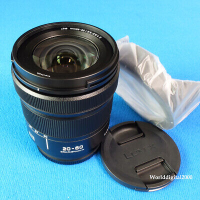 Panasonic LUMIX S 20-60mm F3.5-5.6 L-Mount S-R2060 Dust,Splash,Freeze-Resistant
