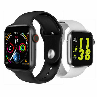 Microwear W34 ECG Heart Rate Monitor Smart Watch Waterproof Sport Bracelet 1.54""