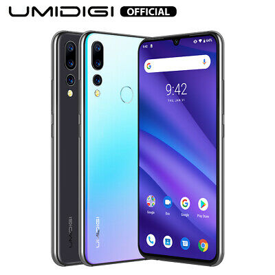 UMIDIGI A5 PRO Smartphone Unlocked Octa Core 6.3'' 4GB+32GB Android Dual SIM