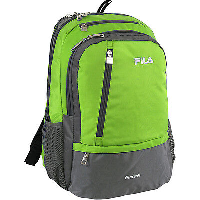Fila Duel Tablet and Laptop Backpack 9 Colors Business  Laptop Backpack NEW