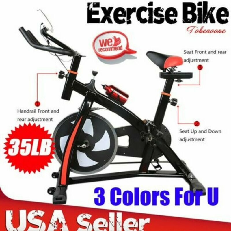 Indoor Bicycle Cycling Exercise Bike Stationary Fitness Card