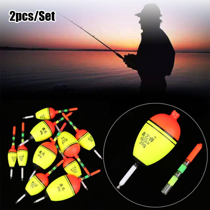 Quality Bobber Hot Luminous Ball Boia Eva Foam Light Stick Fishing Night Float