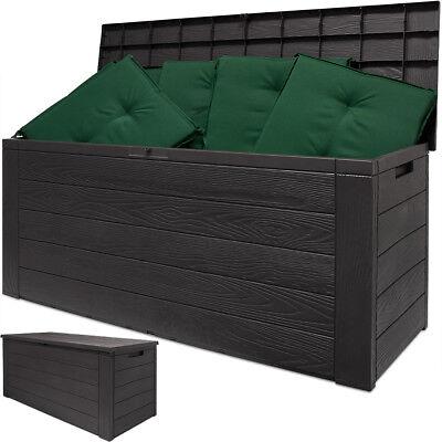 Auflagenbox Gartenbox Gartentruhe Kissenbox Gartenmöbel Garten Box Kissentruhe
