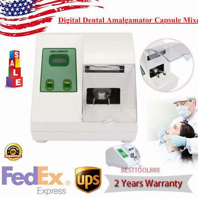 Digital Dental Lab G5 Amalgamator Capsule Mixer Blender Amalgam Fast Speed Hl-ah