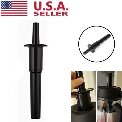 Blender Accelerator Tamper Plunger Plastic Stick Replacement For Vitamix Us