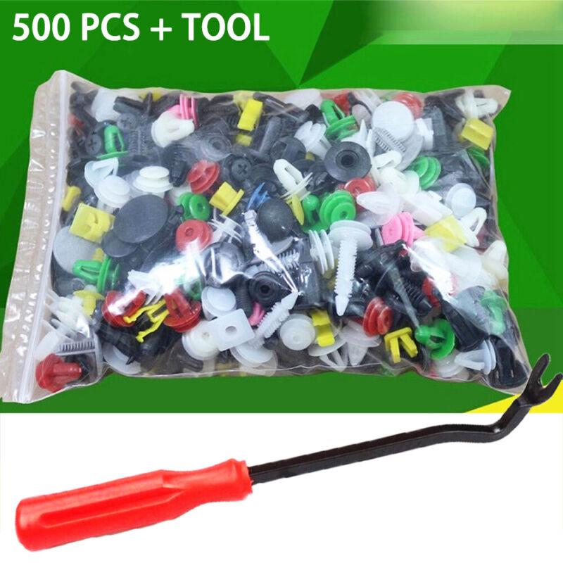 Maintenance  Colourful Trim Plastic Auto Bumper Fender Clip Tool Car Fastener