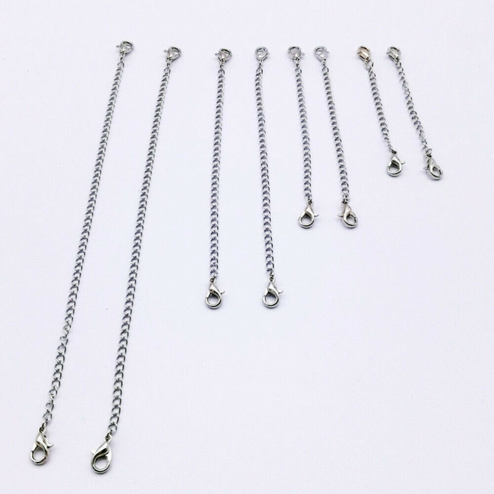 20PC//Set Alloy Lobster Clasps Claw Jewelry Hook Making DIY Necklace Bracelet B$C