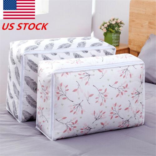 US Clothing Bedding Storage Bag Moistureproof Finishing Stor