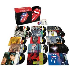 The Rolling Stones: Studio Albums Vinyl Collection 1971-2016