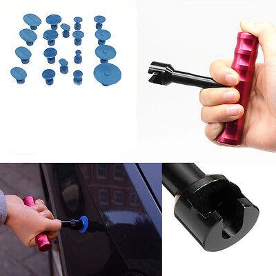 Hot 1set Car Useful &Convenient Auto Body Dent Repair Tool Lifter Puller 18x Tab