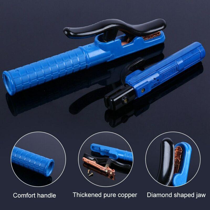 300A/800A Welding Electrode Holder Copper ARC Welder Stick Welding Clamp Tools