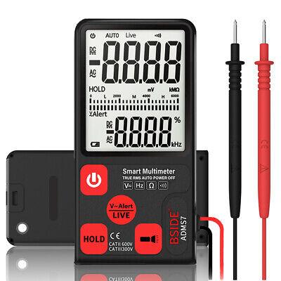 Bside Adms7 Smart Multimeter Digital Multimeter Voltage Meter Resistance Tester
