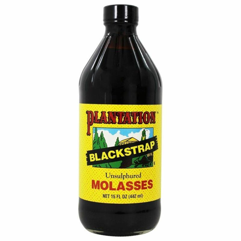 Plantation - Blackstrap Unsulphured Molasses - 15 oz.