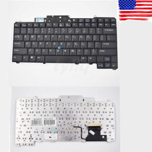 GENUINE Dell Latitude D620 D630 D820 D830 US Keyboard  DR160 FREE USA