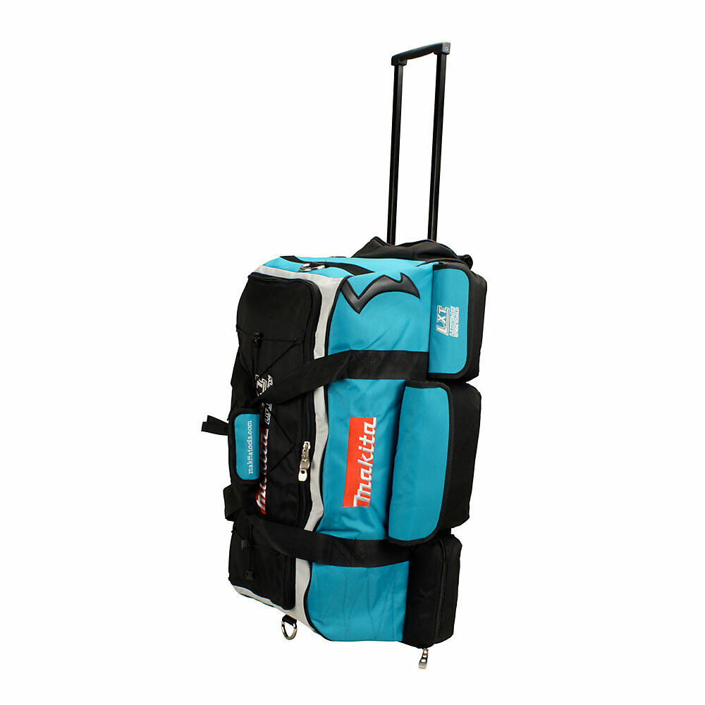 Makita 831269-3 LXT Large Tool Bag With Wheels NEW
