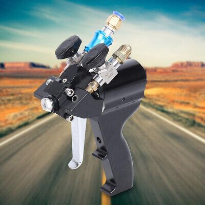 Polyurethane Pu Foam Spray Gun P2 Air Purge Spray Gun Gas Spring Self Cleaning