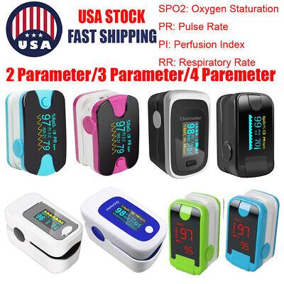 Cefda Oled Fingertip Pulse Oximeter Oximetro Spo2 Pr Pi Pr Blood Oxygen Monitor