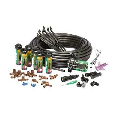 Rain Bird Automatic Sprinkler System Adjustable Retraction Spring Plastic Black