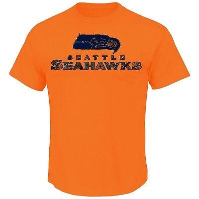 ($28) Seattle Seahawks nfl NFLPA Jersey T-Shirt Tee ADULT MEN'S (M-MEDIUM) 28 Seattle Seahawks Jersey