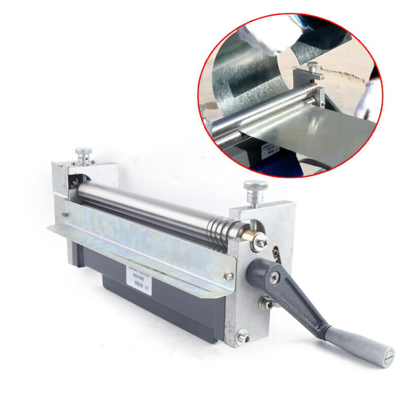 Steel Plate Bending Machine Alu Sheet Rolling Machine Metal Rolling Processing