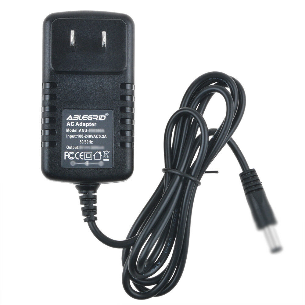 AC DC Power Adapter Charger for Nyne Rebel Portable Wireless Speaker Mains Cord