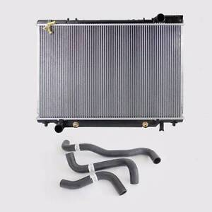 90-00 TOYOTA TARAGO TCR10(R) /TCR11(R)  4CYL RADIATOR+Rubber Hose Perth Perth City Area Preview