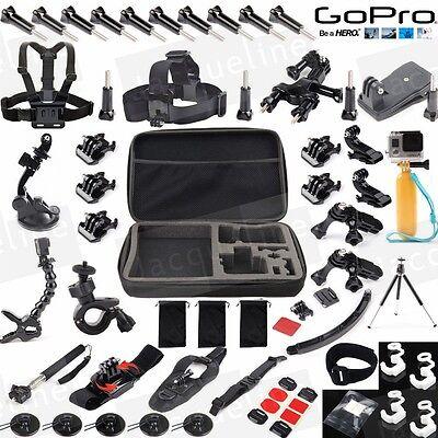 Trek Kit Mount Accessories for Gopro hero 5 4 3+ 3 SJCAM SJ4000 SJ5000 H9R H9