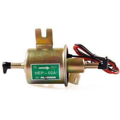 Bomba Combustible Gasolina Diésel eléctrica 12V universal externa 0,1-0,4 Bar