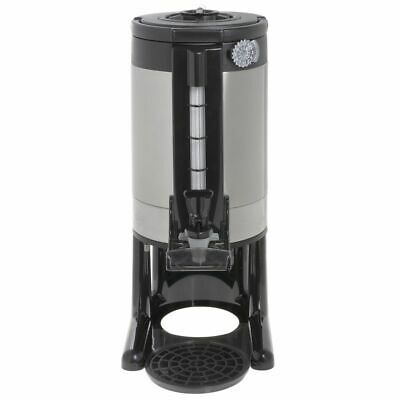 Hubert 1.5 Gal Thermal Gravity Tea Coffee Dispenser