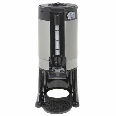 Hubert 1.5 Gal Thermal Gravity Tea Coffee Dispenser