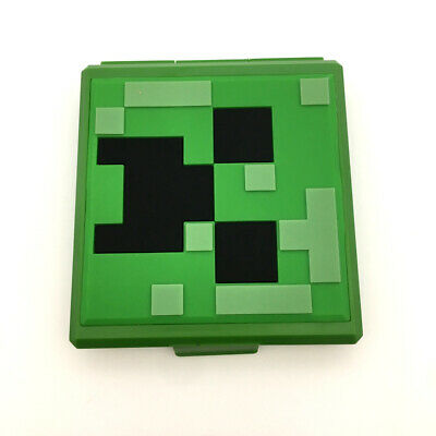 - Premium Protective Rubber Game Card Case Storage Box For Switch NS- Green