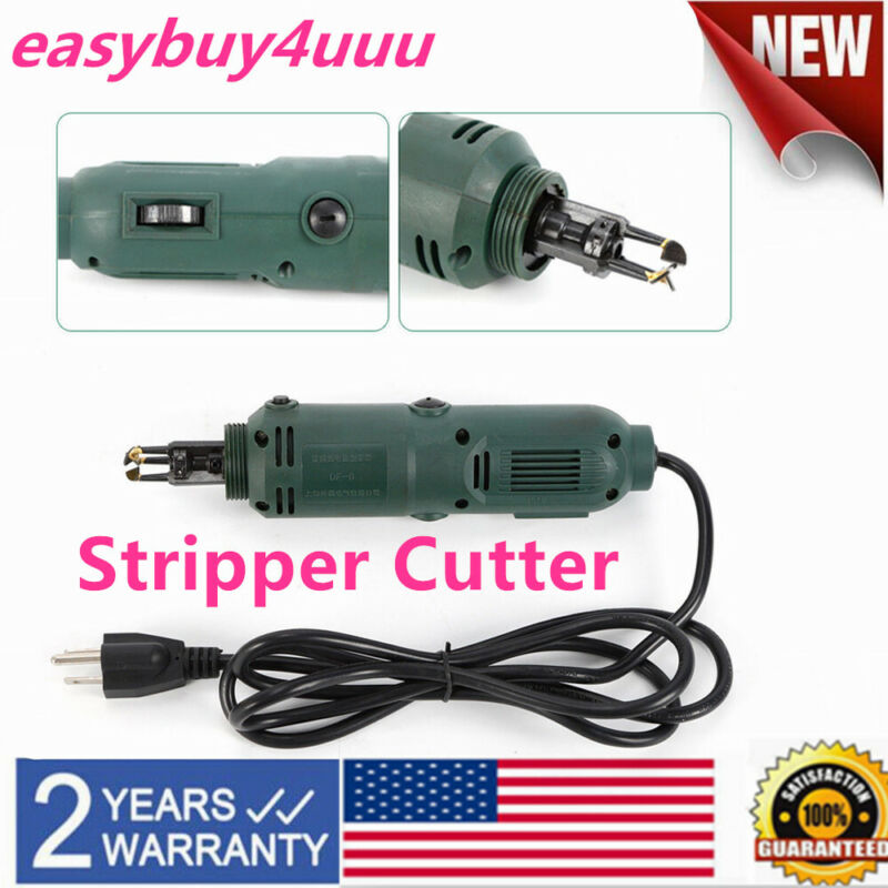 DF-6 handheld enameled wire Stripping Machine / stripper Cutter 110V+Free ship
