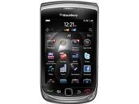 BlackBerry Torch 9800 on 3 Pay As You Go with £15 airtime credit
