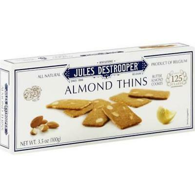 (Jules Destrooper-Almond Thins (12-3.5 oz boxes))