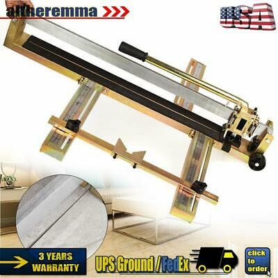 80cm Manual Tile Saws Laser Guide Cutting Machine For Marble Tiles Diamond Tiles