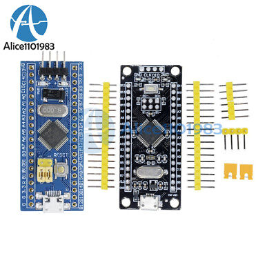 Stm32f103c8t6 Micromini Usb Controller Stm32 Development Arm Learning Board