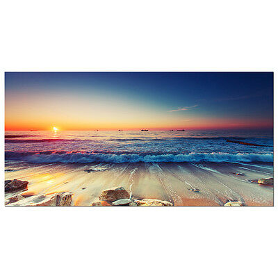Canvas Print Wall Art Paintings Pictures Photo Home Decor Landscape Sea Framed