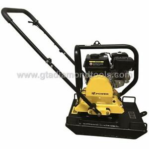 Plate Compactor, Tamper Plate, Dirt Gravel Compacter, BRAND NEW, ONE YEAR Warranty. Hot Sell Price only $999