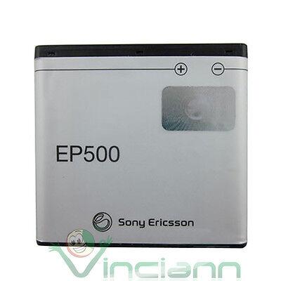 Batteria originale Sony Ericsson 1160-1200mAh EP500 p Vivaz U5 Pro U8i Xperia...