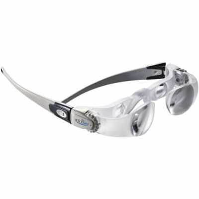 ESCHENBACH Lupenbrille MaxDetail 2-fach in Etui