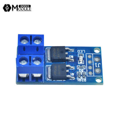 New Mos Fet Trigger Switch Drive Module Pwm Regulator Control Panel 15a 400w