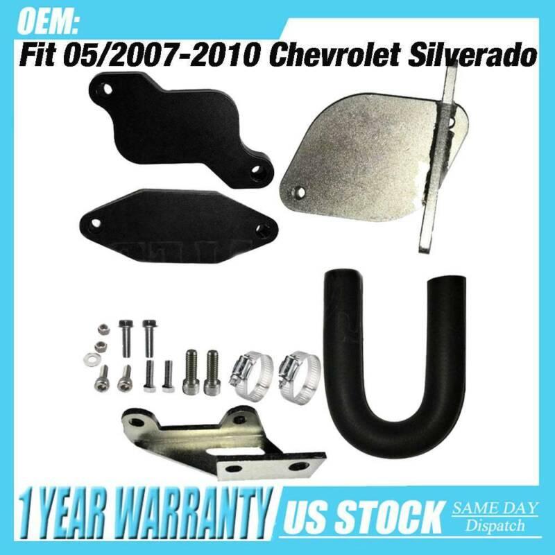 EGR Valve Kit for 2007 2008 2009 2010 Chevrolet Silverado GMC Sierra 2500 3500 HD V8 6.6L Duramax LMM Diesel