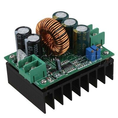 Dc-dc 12-60v To 12-80v 20a Voltage Booster Step Up Converter Module Regulator